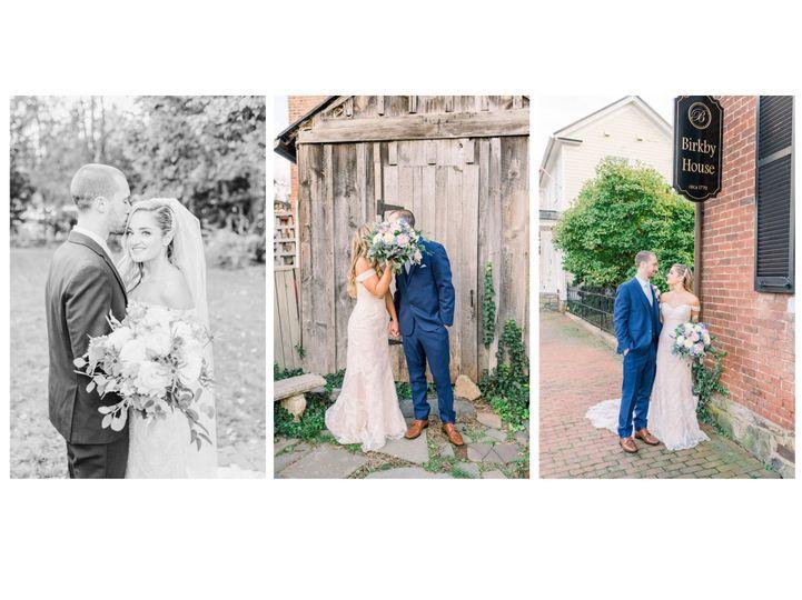 Bride & Groom @Birkby House