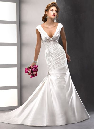 Renee Austin Wedding - Dress & Attire - Grand Rapids, MI - WeddingWire