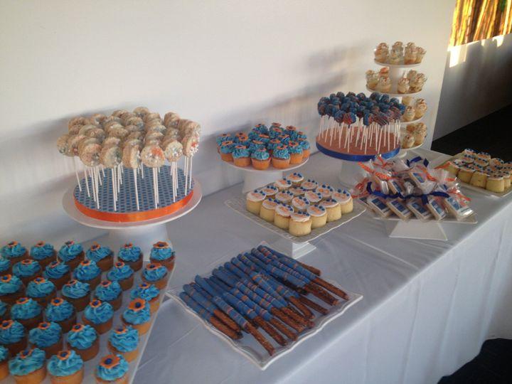 Tmx 1440989724083 Img0359 Tampa, FL wedding cake