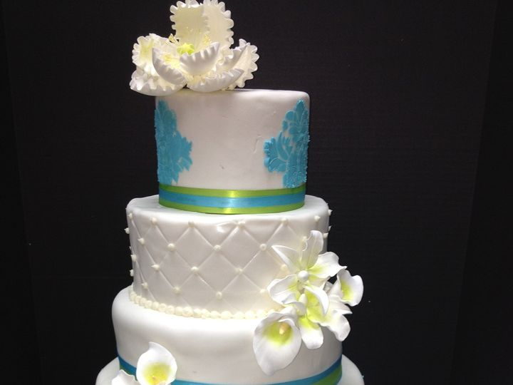 Tmx 1440994103833 Iphone 283 Tampa, FL wedding cake