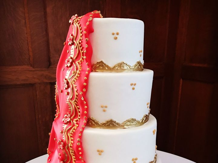 Tmx 1527212722 341038f0be3d050f 1527212717 382879f120fa7c5d 1527212711521 7 Indianweddingcake Tampa, FL wedding cake