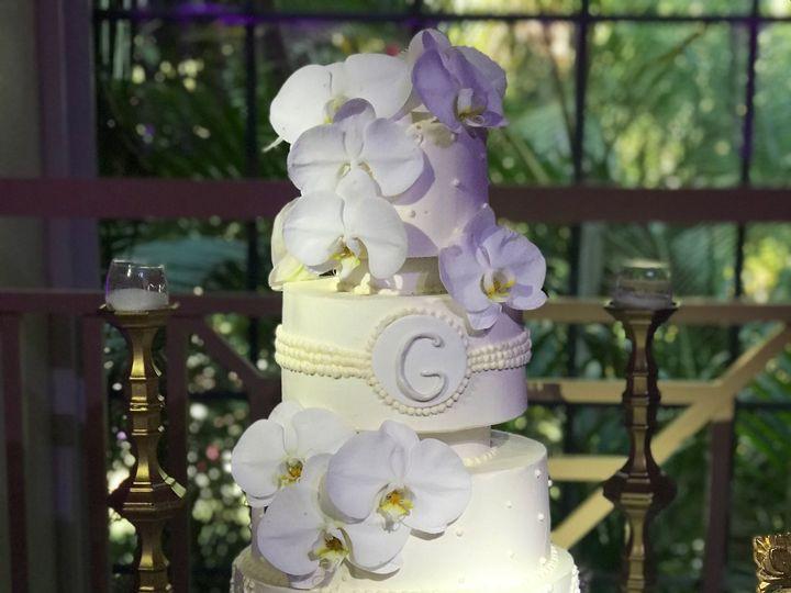 Tmx 1527212723 2492c3ddcb8a586e 1527212717 Df9b2227ce5e6517 1527212711524 10 Orchidweddingcake Tampa, FL wedding cake