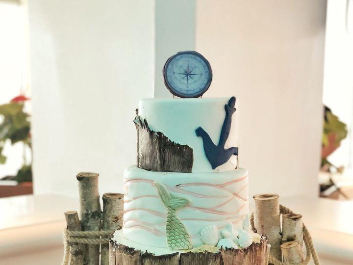 Tmx Compass Wedding 51 166546 1556764667 Tampa, FL wedding cake
