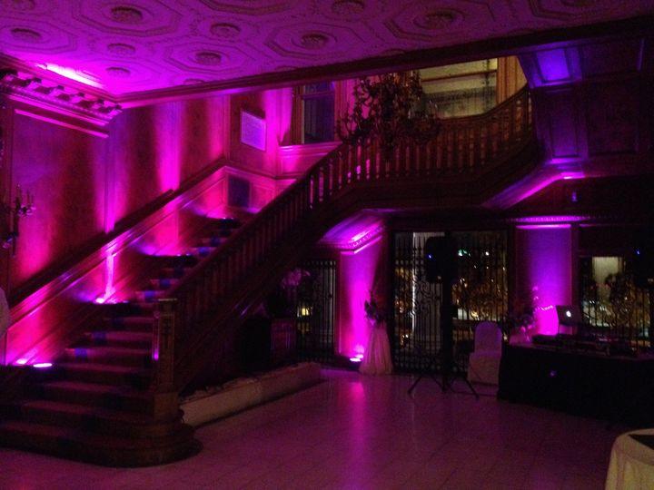 uplightingstair