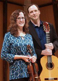Violin/Guitar Duo