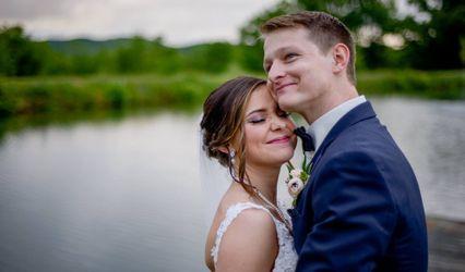 The wedding of Josh and Erica