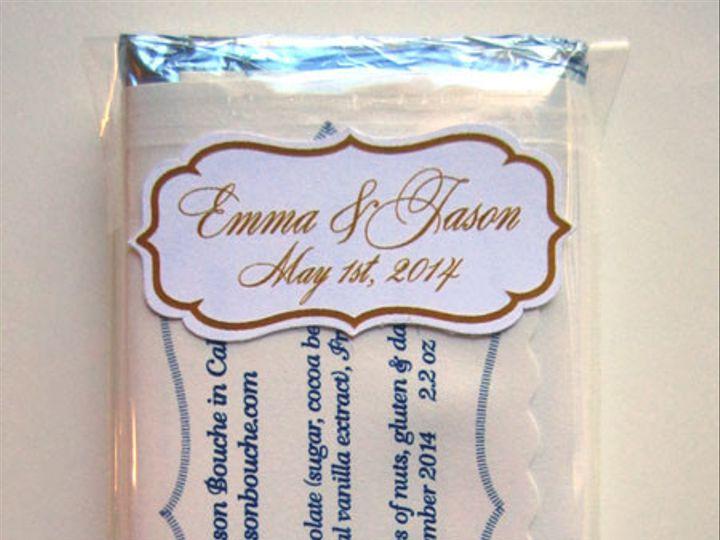 Tmx 1403907204284 Wedding Names Label Oakland wedding favor