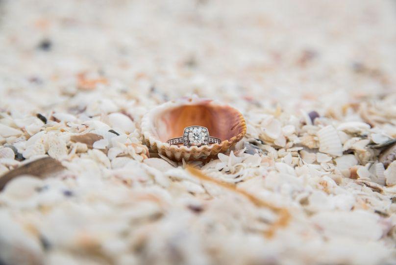 Sanibel Wedding Ring