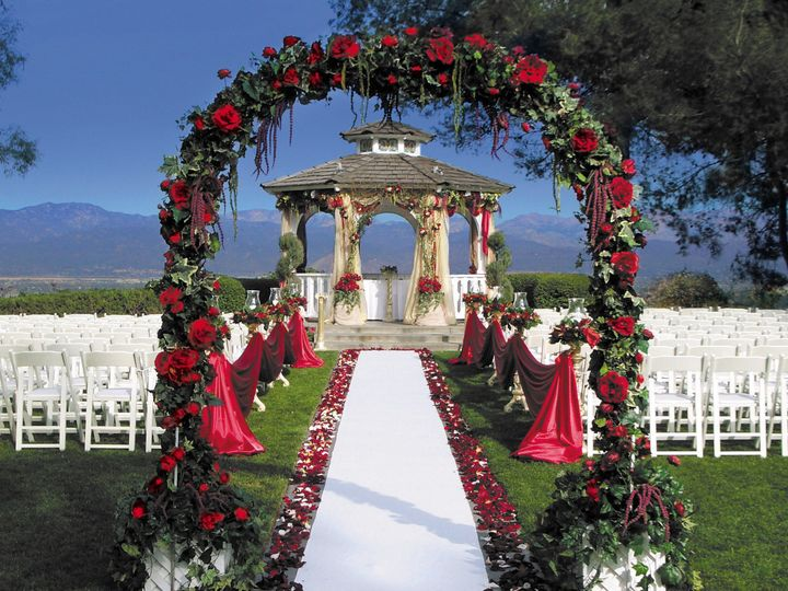 Tmx 1380665583450 Wedgazeboroses La Puente, CA wedding venue