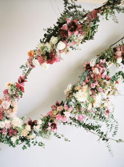 Sweet flower arrangements
