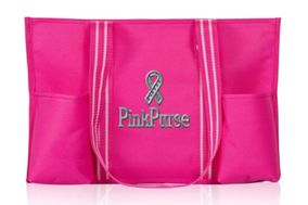 Leslie Pink Purse an Independent Thirty-One Gifts Consultant