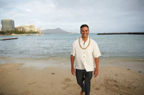 Hawaii Wedding Officiant
