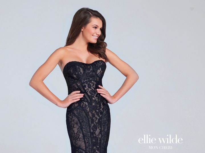 Tmx 1512059538861 Ellie Wilde Trunk Show 8 Lansdale, PA wedding dress