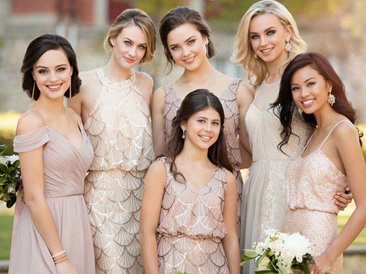 Tmx 1512059560657 Sorella Vita Bridesmaid Sequins Lansdale, PA wedding dress