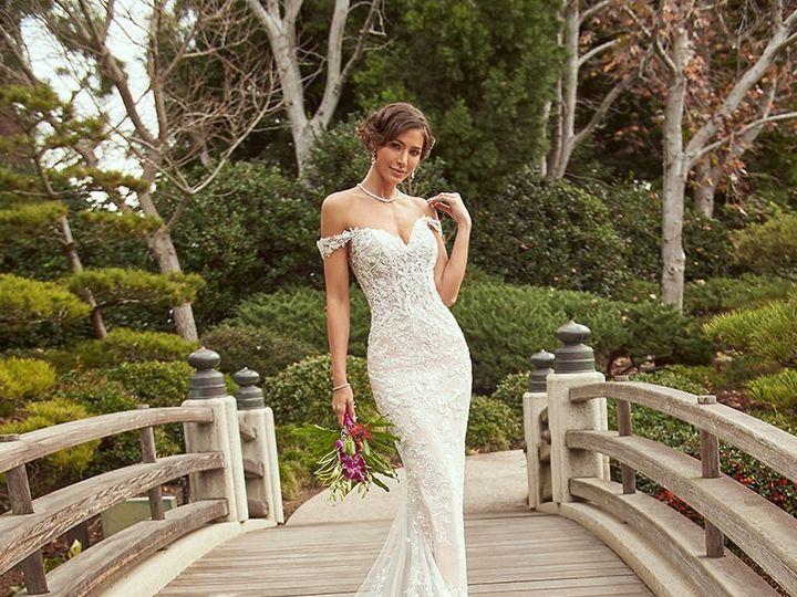 Tmx Kitty Chen 51 130646 158093146478114 Lansdale, PA wedding dress