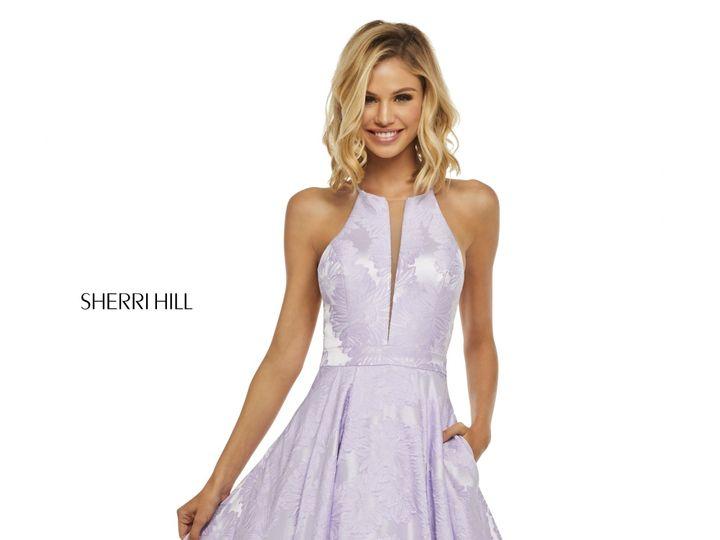 Tmx Sherrihill 52630 Lilac Dress 1 51 130646 Lansdale, PA wedding dress