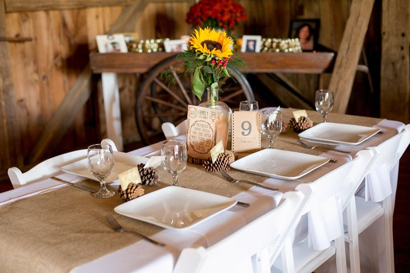Long tables | Stacey windsor photography