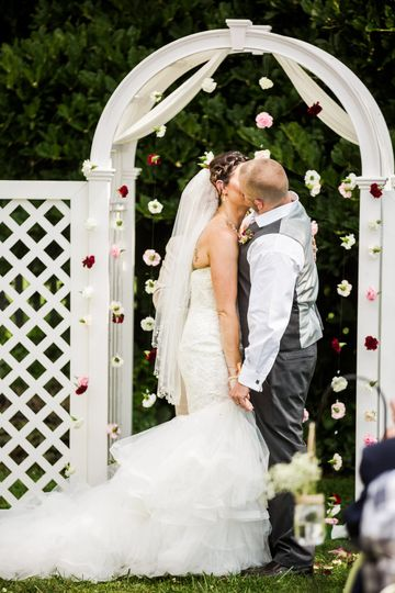 First kiss | Amanda summers photography