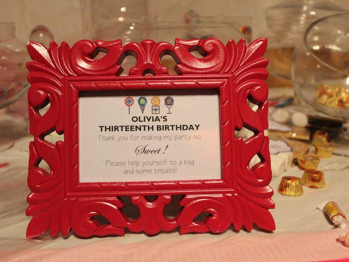 Tmx 1442441331858 Candy Table Sign Merrick wedding invitation