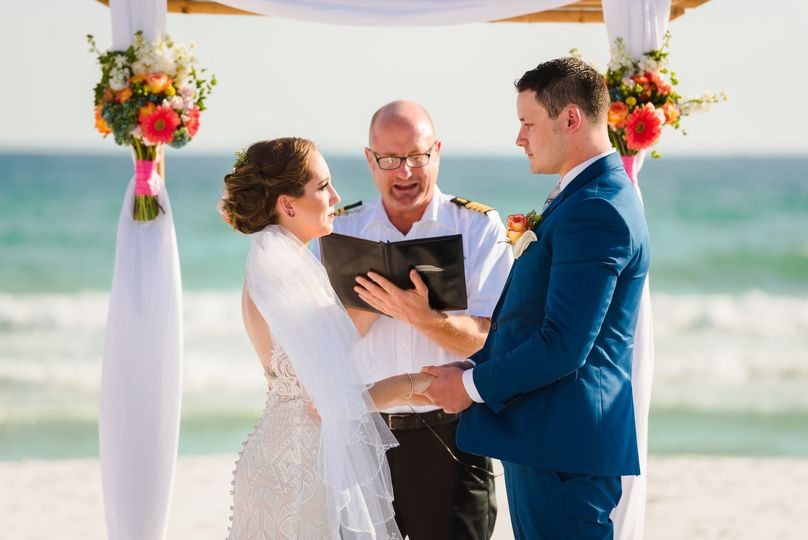 Emerald Coast Beach Weddings