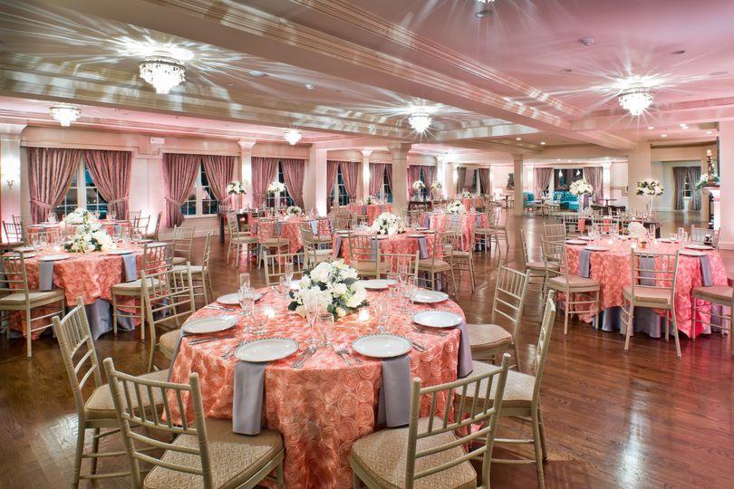 Saphire Estate Venue Sharon Ma Weddingwire
