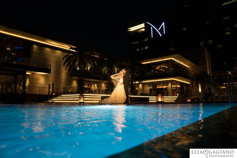 The M Resort Reviews Amp Ratings Wedding Ceremony