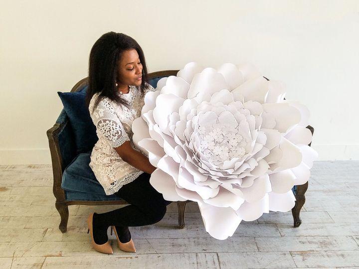 Colossal Custom Paper Flowers
