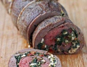 spinach and feta stuffed flank steak 4c 300x230