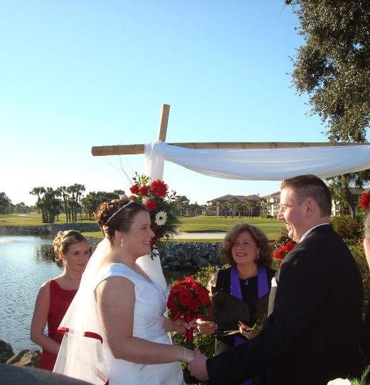Country Club Wedding in Fort Myers, Fla
