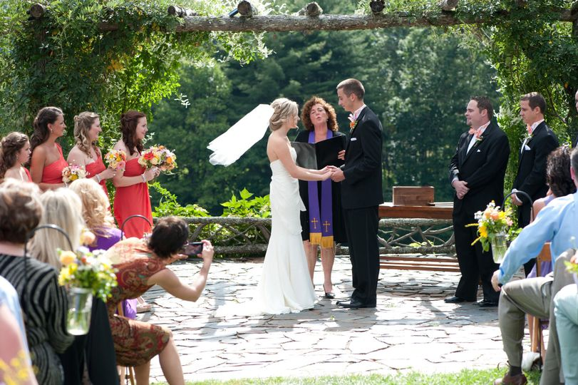 Wedding in Cashiers, NC
