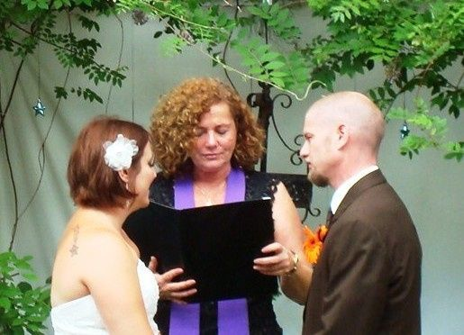 reverend jacqueline weiks officiant weddingwire