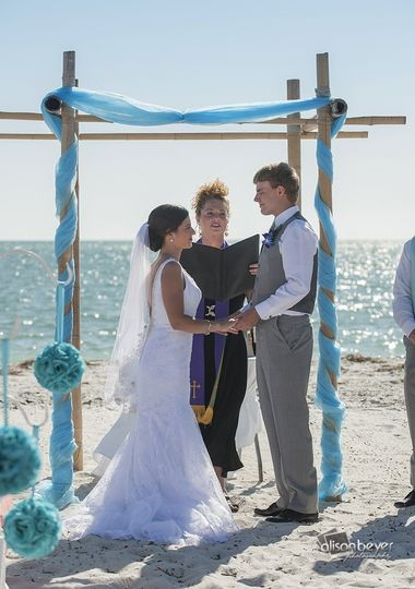 Private Island Wedding in Fort Myers, Fla
