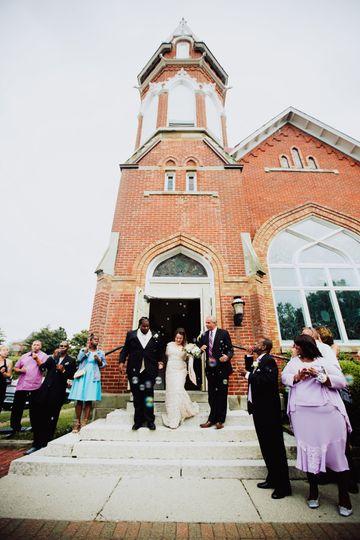 Newlyweds - Erica Kay Photography