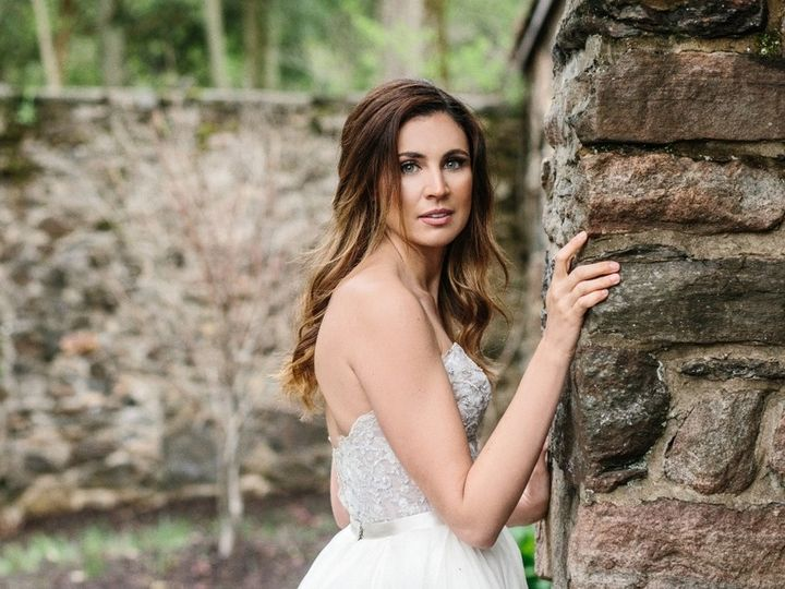 Tmx 1480613077903 Hnp Modern Fairytale Spring Wedding Styled Shoot07 Philadelphia, Pennsylvania wedding beauty