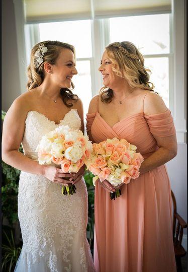 Bride&Bridemaid