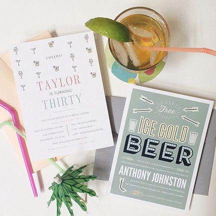 Tmx 1459433360471 Adult Birthday 1 Morristown wedding invitation