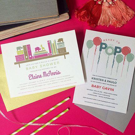 Tmx 1459433370836 Baby Shower 1 Morristown wedding invitation