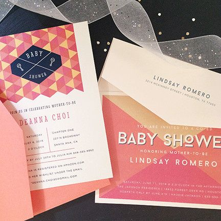 Tmx 1459433375817 Baby Shower 2 Morristown, NJ wedding invitation