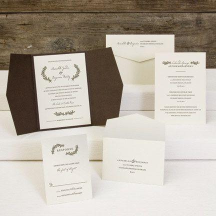 Tmx 1459433570359 Wedding Invitation4 Morristown, NJ wedding invitation
