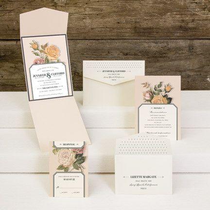 Tmx 1459433574189 Wedding Invitation5 Morristown, NJ wedding invitation