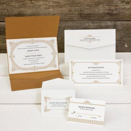 Tmx 1459433595370 Wedding Invitation10 Morristown, NJ wedding invitation