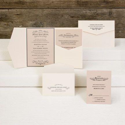 Tmx 1459433607604 Wedding Invitation13 Morristown, NJ wedding invitation