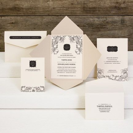 Tmx 1459433641844 Wedding Invitation21 Morristown, NJ wedding invitation