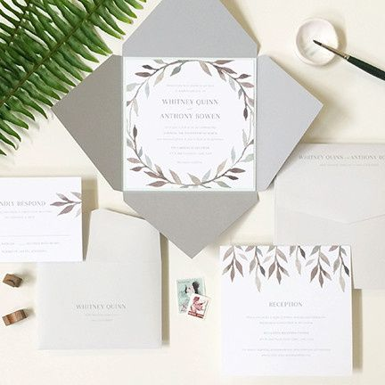 Tmx 1459433708154 Wedding Invitation36 Morristown, NJ wedding invitation
