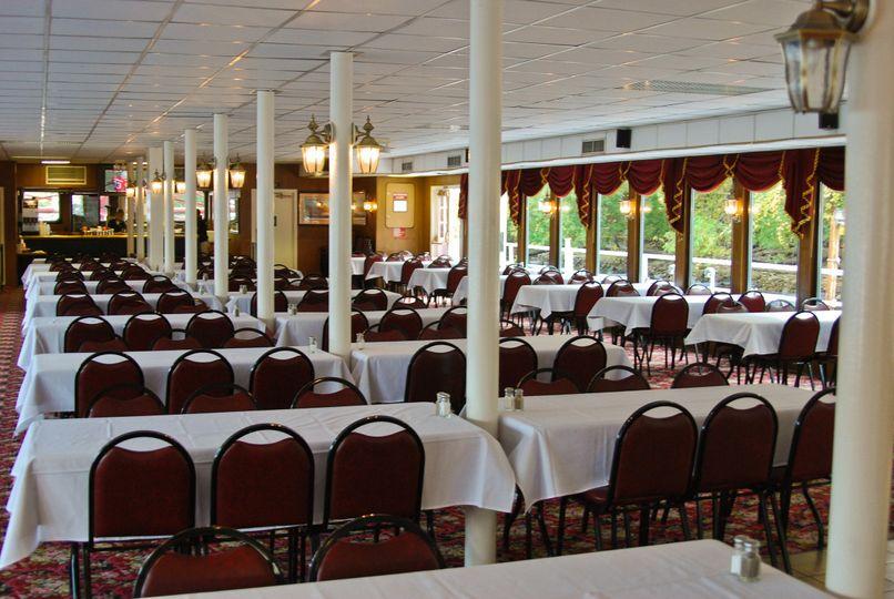 Dining level - Avalon