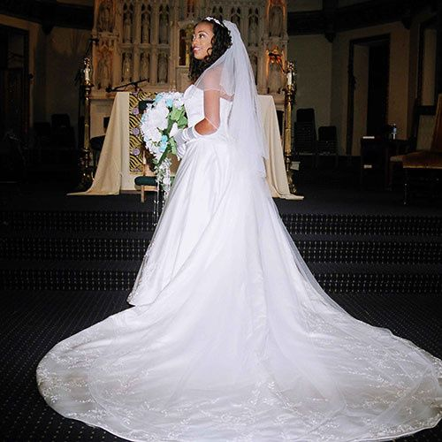 sidney wed black bride1