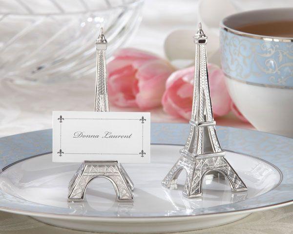 Tmx 1445009909381 Evening In Paris Eiffel Tower Silver Finish Place  San Jose wedding favor