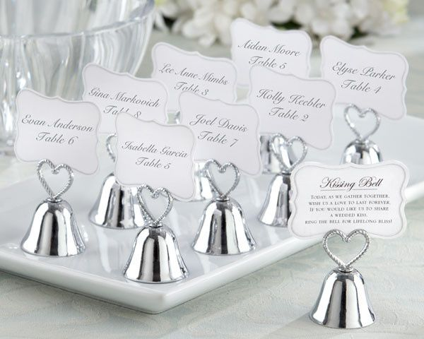Tmx 1445009953399 Kissing Bells Place Card Photo Holder Favors 15 San Jose wedding favor