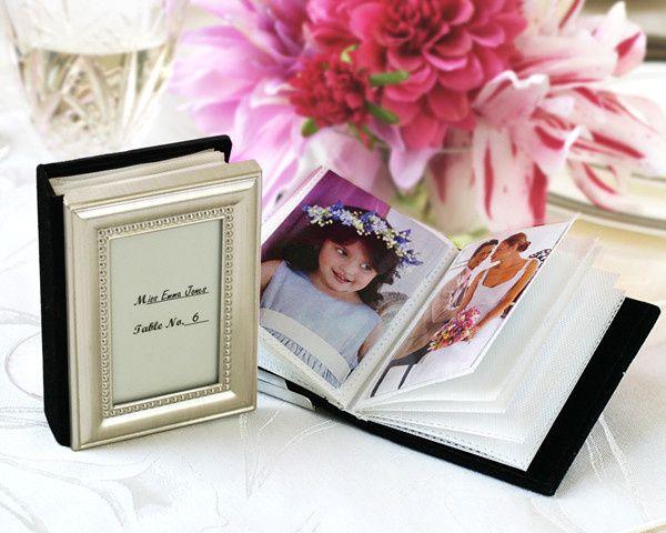 Tmx 1445009960365 Little Book Of Memories Place Card Holder Mini Pho San Jose wedding favor
