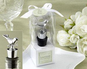 Tmx 1445009972457 Lovebirds Chrome Bottle Stopper Wedding Favors 15 San Jose wedding favor
